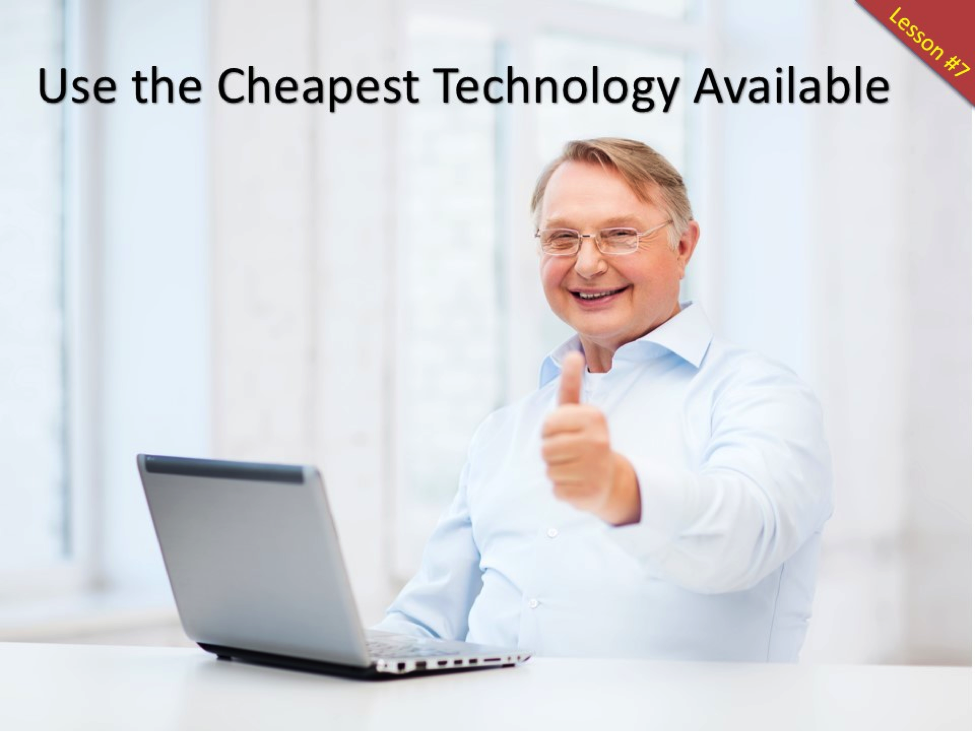 cheapest-technology