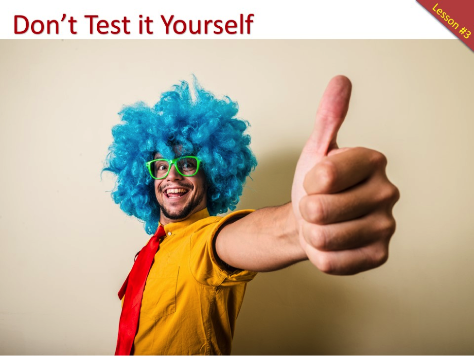 test-it-yourself